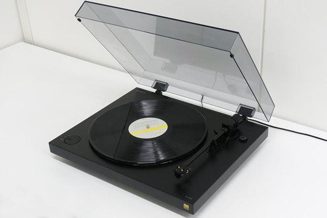 ソニー「PS-HX500」(ベルトドライブ方式)