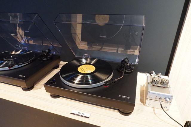 オーディオテクニカ「AT-LP5」(ダイレクトドライブ方式)