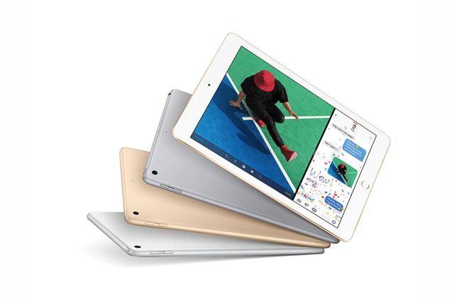 """""""無印iPad""""は、もっともベーシックかつ手ごろなiPad"""