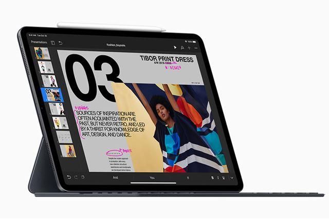 「Face ID」を搭載するなど、iPhone X世代のiPhoneと同じ使い勝手になった新型iPad Pro