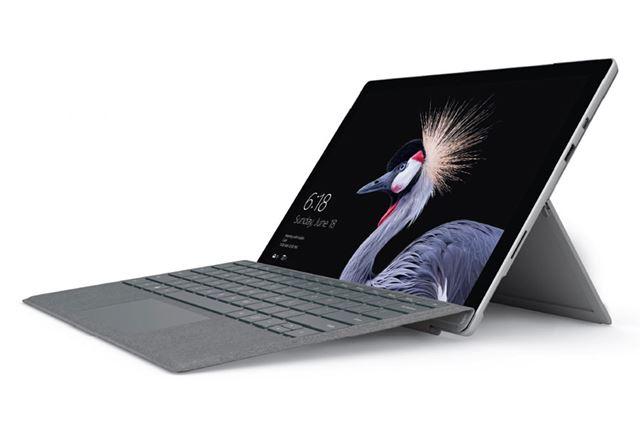 タイプカバーがセットになったお得な「Surface Pro タイプカバー同梱 KLG-00022」