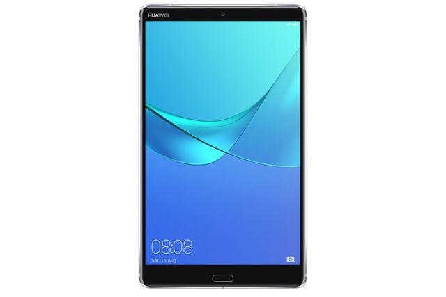 8.4型液晶を搭載する「MediaPad M5 LTEモデル SHT-AL09 SIMフリー」