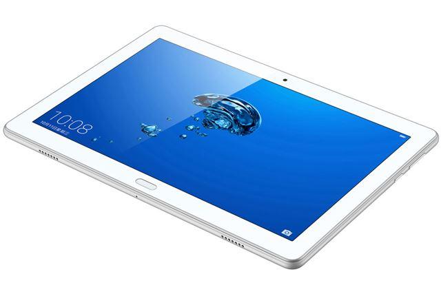 ワンセグ対応の耐水タブレット「MediaPad M3 Lite 10 wp Wi-Fiモデル」
