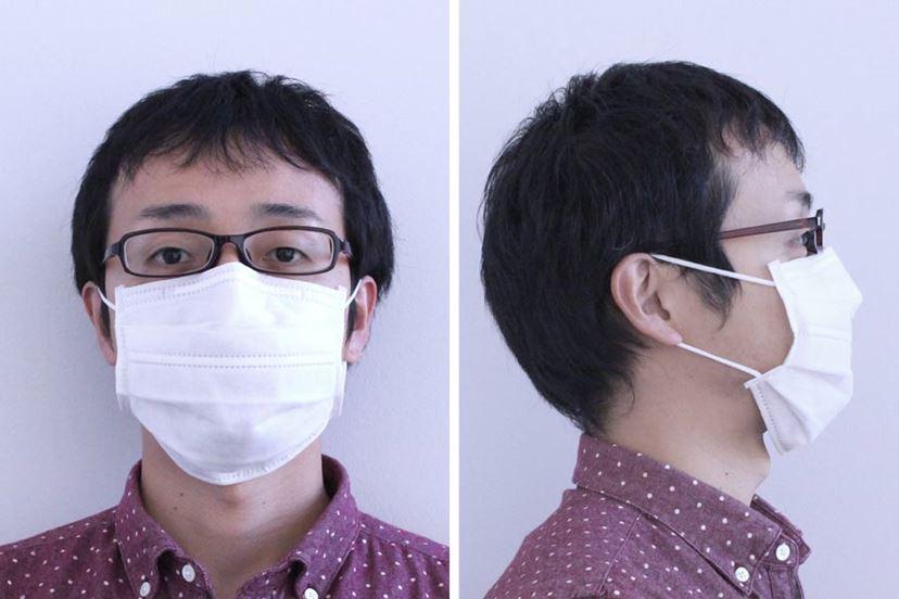マスク 顔 でかい