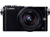 LUMIX DMC-GM1K-K レンズキット [ブラック]